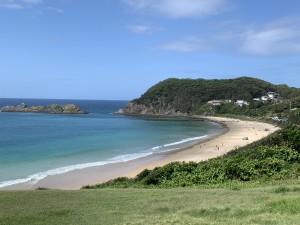 Redhead Beach, ein wunderschöner Strand in Australien