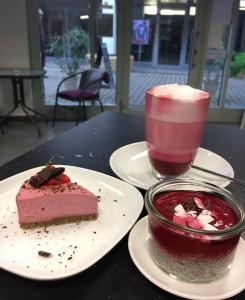 Alge Konigs Wusterhausen Bistro Cafe Vegan
