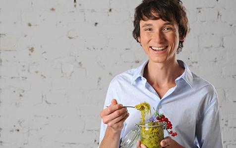 Boris Lauser, Schirmherr der Alge-Initiative