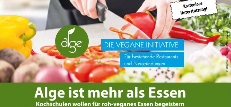 WA-Aktuell berichtet über Alge-Kochschulen
