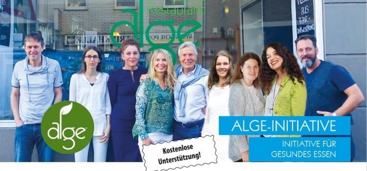 WA aktuell berichtet über das Alge-Kompetenzteam.